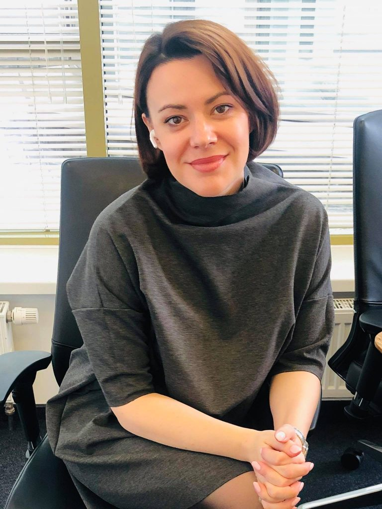 Мария Шабанова