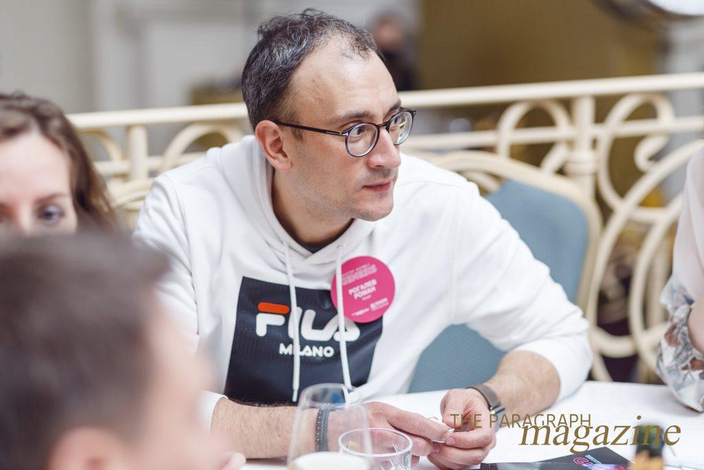 Рогалев Роман ROUST, Заместитель Генерального директора